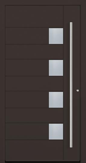 Aluminium Hausturen Eingangsturen Aus Alu Hohbauer