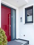 Glastec Haustüren & Eingangstüren aus Holz & Glas