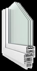 Lunea Kunststoff-Fenster