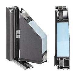 Aluminium Haustüren & Eingangstüren Eterna Shine F