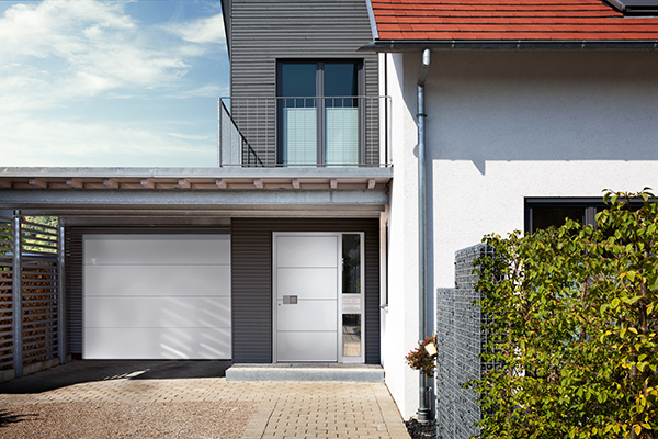 Haustüren & Eingangstüren aus Aluminium